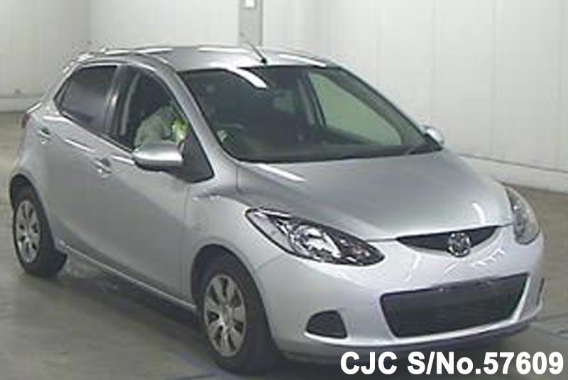 2007 Mazda / Demio Stock No. 57609