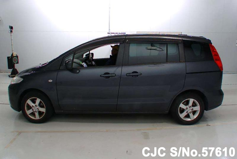 2006 Mazda / Premacy Stock No. 57610