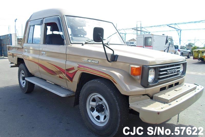 1995 Toyota Land Cruiser Pickup Trucks For Sale Stock No