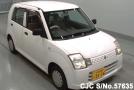 2007 Suzuki / Alto Stock No. 57635