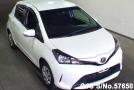2014 Toyota / Vitz - Yaris Stock No. 57650