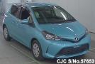 2014 Toyota / Vitz - Yaris Stock No. 57653