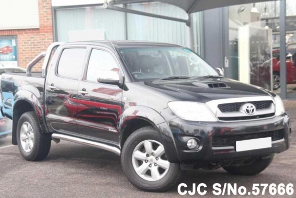 2010 Toyota / Hilux Stock No. 57666