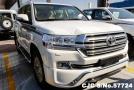2016 Toyota / Land Cruiser Stock No. 57724