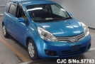 2008 Nissan / Note Stock No. 57783