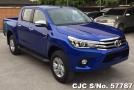 2017 Toyota / Hilux Revo Stock No. 57787