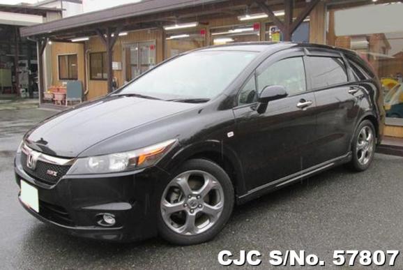 2007 Honda / Stream Stock No. 57807
