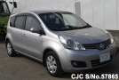 2008 Nissan / Note Stock No. 57865