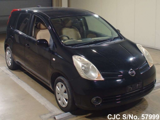 2005 Nissan / Note Stock No. 57999