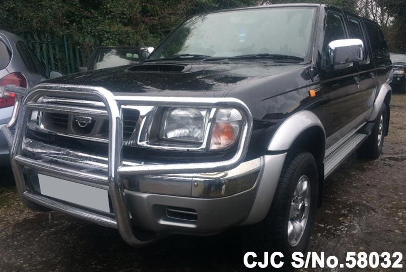 2001 Nissan / Navara Stock No. 58032