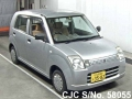 2006 Suzuki / Alto Stock No. 58055