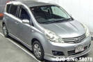2008 Nissan / Note Stock No. 58078