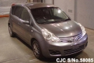 2008 Nissan / Note Stock No. 58085