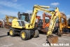 2006 New Holland / MH26 Wheel Excavator MH26