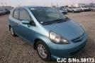 2007 Honda / Fit/ Jazz Stock No. 58173