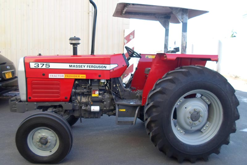 2017 Massey Ferguson / MF-375 Stock No. 58177