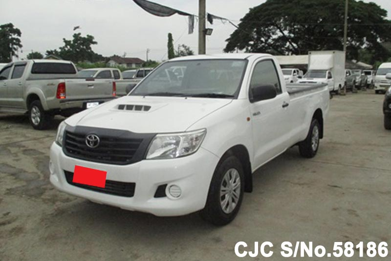 Used Toyota Hilux Vigo For Sale Car Junction