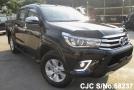 2017 Toyota / Hilux Revo Stock No. 58237