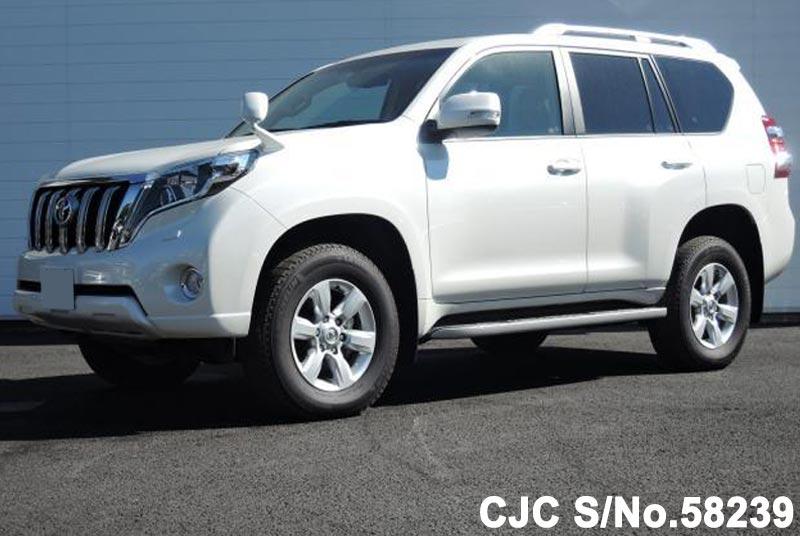 2015 Toyota / Land Cruiser Prado Stock No. 58239