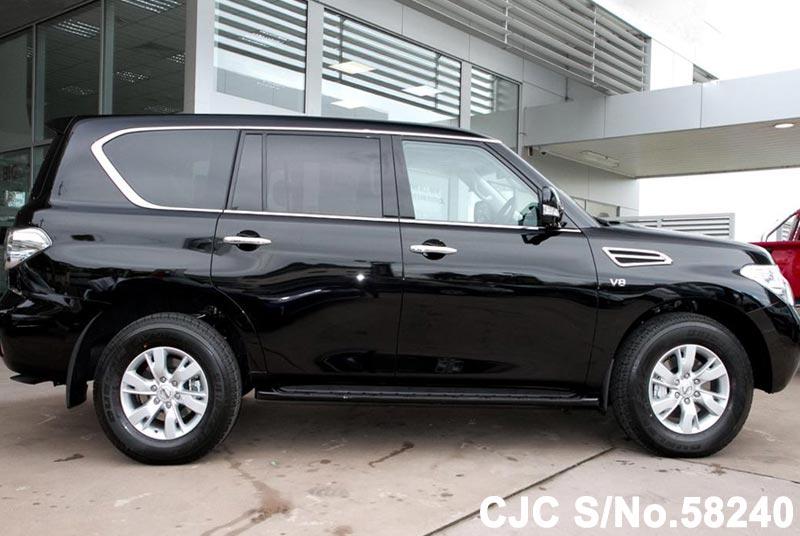 2017 Nissan Patrol Black For Sale Stock No 58240