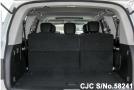 cabin of luxury sport utility vehicle Nissan Patrol