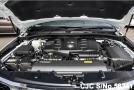 Engine of luxury sport utility vehicle Nissan Patrol