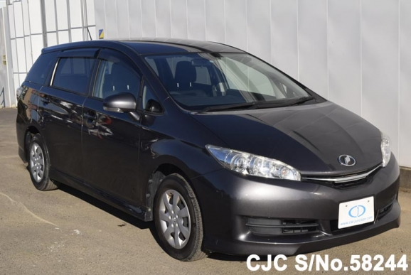 2013 Toyota / Wish Stock No. 58244