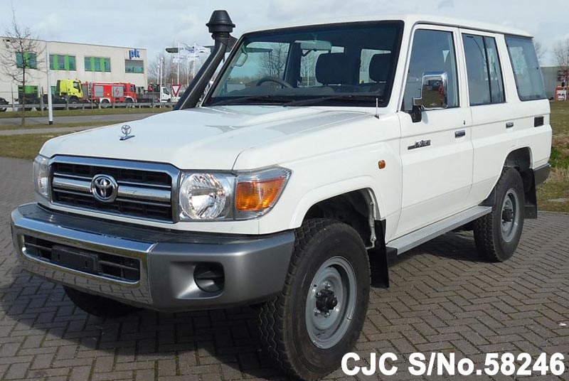 2015 toyota land cruiser white for sale stock no 58246 japanese used cars exporter. Black Bedroom Furniture Sets. Home Design Ideas
