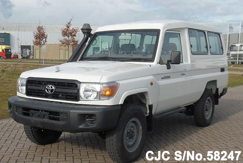2015 toyota land cruiser white for sale stock no 58247 japanese used cars exporter. Black Bedroom Furniture Sets. Home Design Ideas