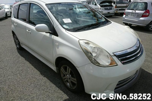 2007 Nissan / Note Stock No. 58252