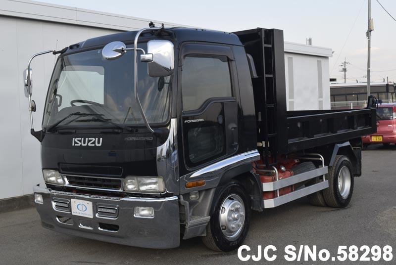 2004 isuzu forward truck for sale stock no 58298 japanese used cars exporter. Black Bedroom Furniture Sets. Home Design Ideas
