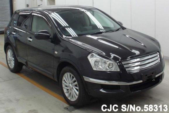 2010 Nissan / Dualis Stock No. 58313