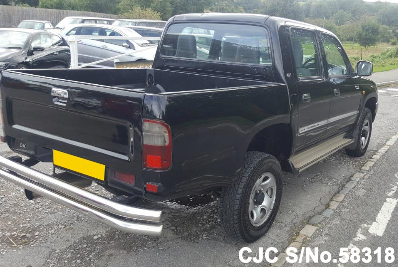 2001 Toyota / Hilux Stock No. 58318