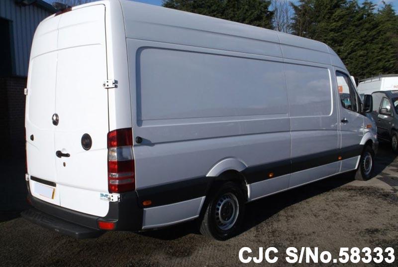 2011 mercedes benz sprinter white for sale stock no for 2011 mercedes benz sprinter van for sale