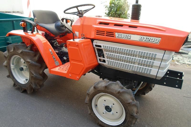 Used Kubota B1200 Tractors For Sale Car Junction Japan