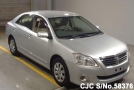 2012 Toyota / Premio Stock No. 58376