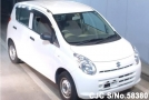 2012 Suzuki / Alto Stock No. 58380