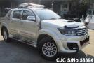 2014 Toyota / Hilux-Vigo Stock No. 58394