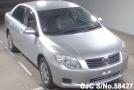 2012 Toyota / Corolla Axio Stock No. 58427