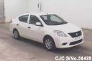 2014 Nissan / Latio Stock No. 58428