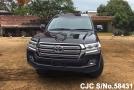 2017 Toyota / Land Cruiser Stock No. 58431