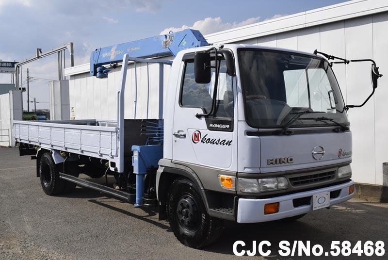 1995 Hino Ranger Pickup Trucks For Sale Stock No 58468