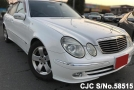 2003 Mercedes Benz / E Class Stock No. 58515