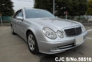 2003 Mercedes Benz / E Class Stock No. 58516