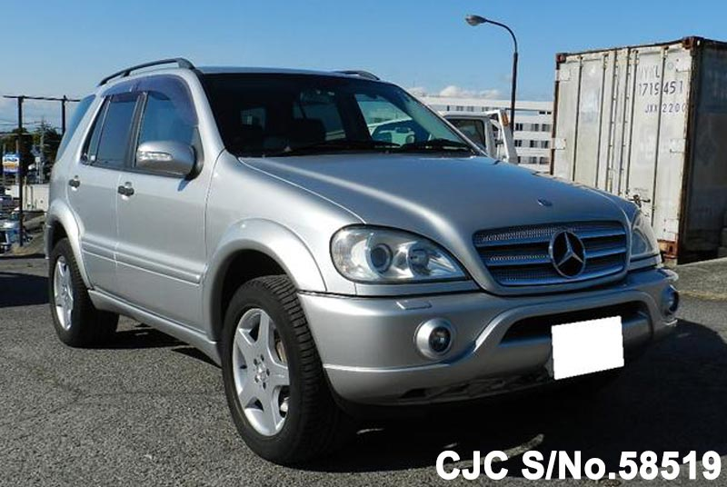 2004 mercedes benz m class silver for sale stock no for 2004 mercedes benz ml350 for sale