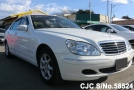 2004 Mercedes Benz / S Class Stock No. 58524
