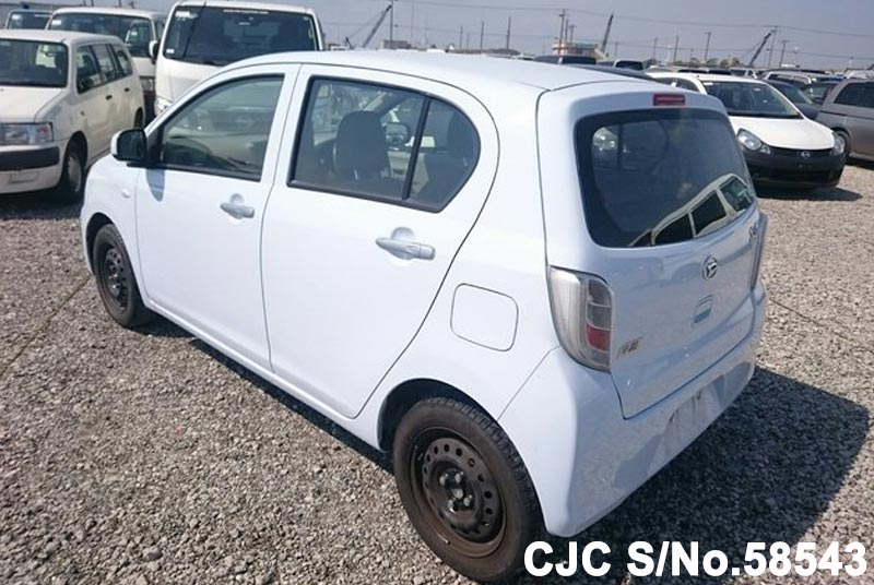 2014 Daihatsu / Mira E:S Stock No. 58543