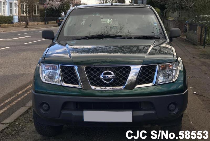 2007 Nissan / Navara Stock No. 58553