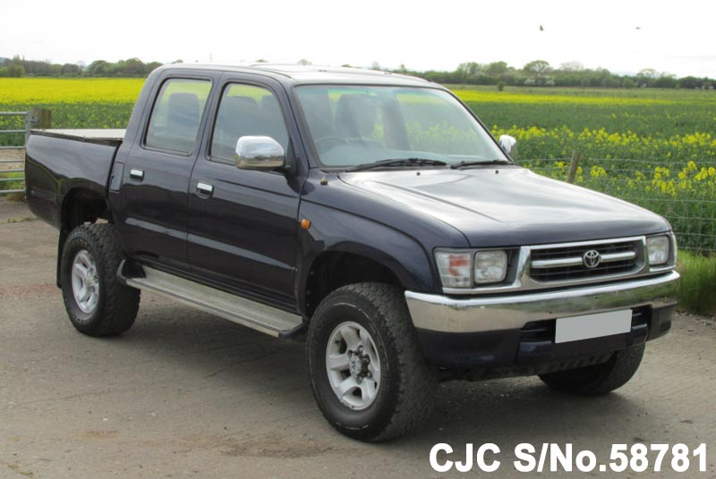 2002 Toyota Hilux Truck for sale   Stock No. 58781   Japanese Used Cars Exporter