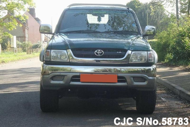 2003 Toyota / Hilux Stock No. 58783
